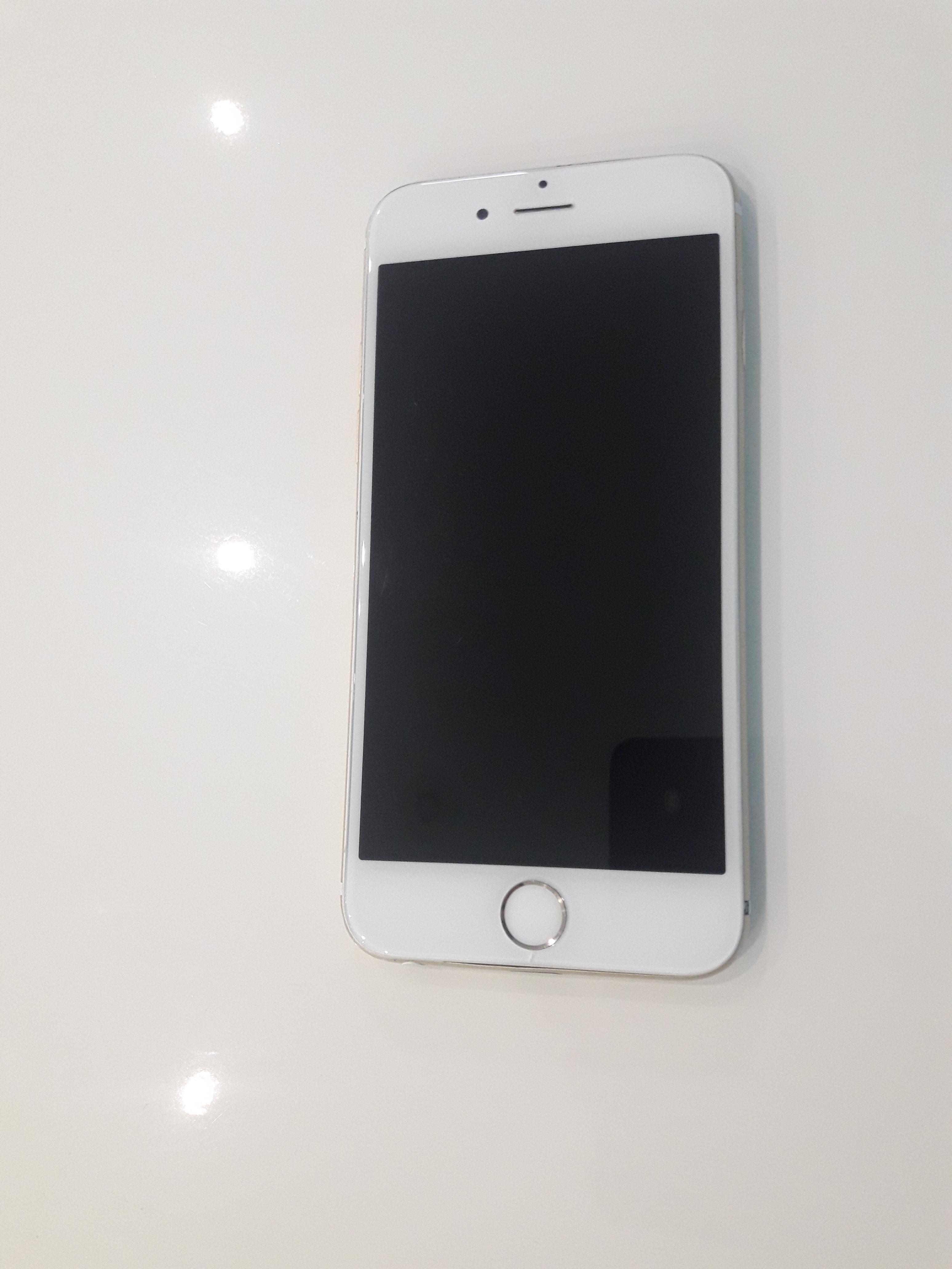 Телефон Iphone 6 64GB золотистый